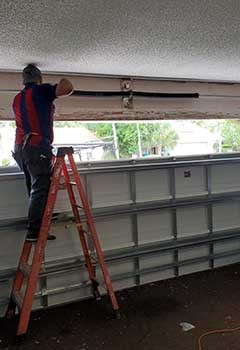Fast Garage Door Spring Replacement, Libertyville